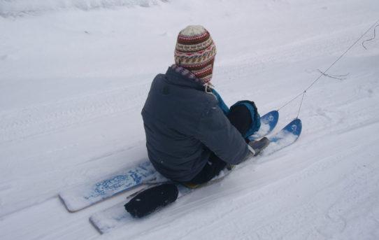 Лыжи или Снегоступы в зимнем походе