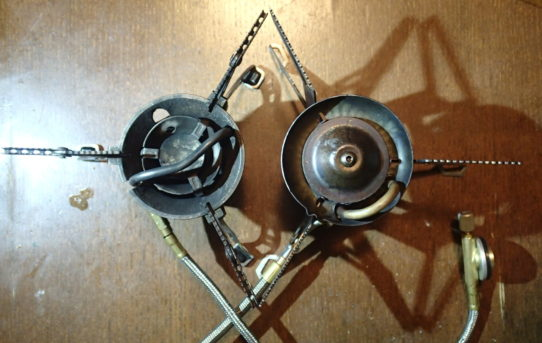 Сравнение мультитопливных горелок Kovea Booster и MSR Whisperlight Universal
