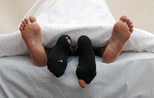 Ода мембранным носкам.