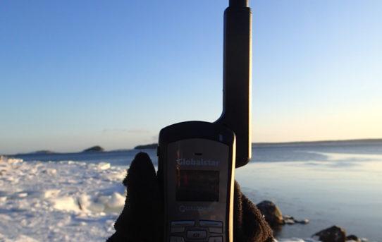 О cпутниковом телефоне Globalstar