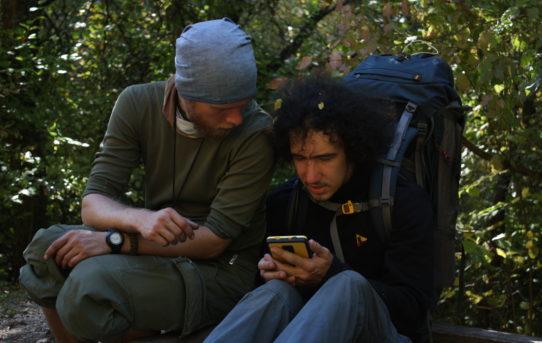 Работа с треками GPS. Часть 2 - во время похода. Инструкция к Garmin