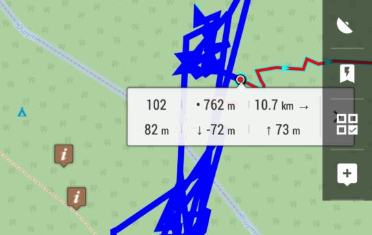 Работа с треками GPS. Часть 3 — после похода. Обработка