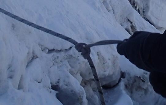 Узлы для альпинизма и путешествий в горах